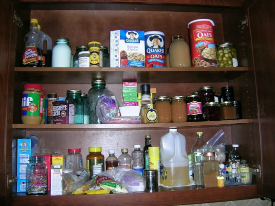 A Look Into My Pantry