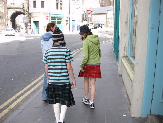 Scotland Family Vacations