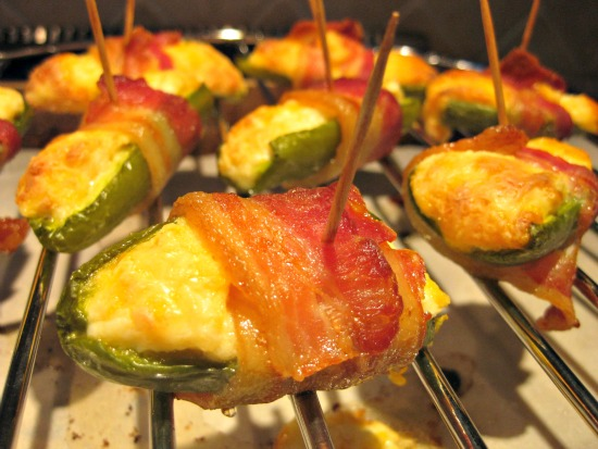 grilled jalapeno poppers