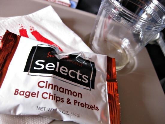 cinnamon bagel chips