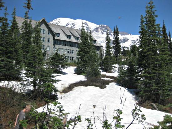 Mt. Rainier National Park vacations