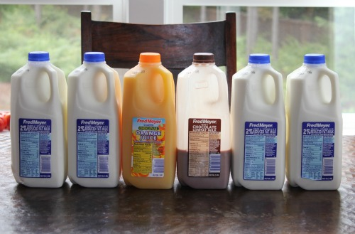 fred meyer milk sale