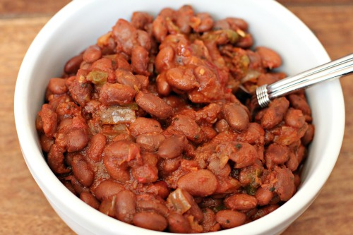 Easy Crock Pot Meals Vegetarian Chili Recipe One