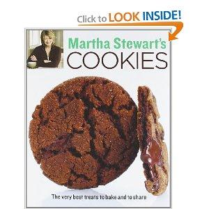 martha stewart cookie book