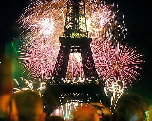 Paris - New Year's Eve