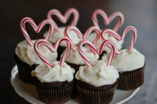 candy canes valentine