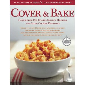 cover and bake
