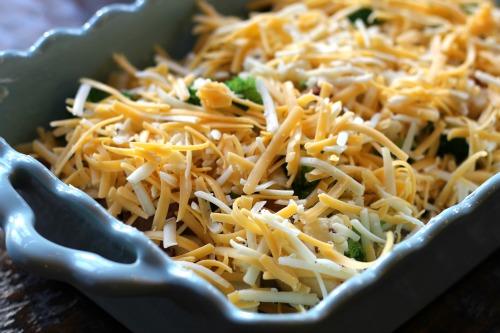 recipe Baked Potato Casserole with Sausage and Broccoli