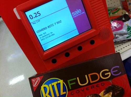 ritz fudge crackers