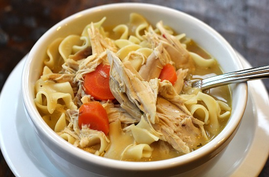 recipe: creamy chicken noodle soup slow cooker [18]