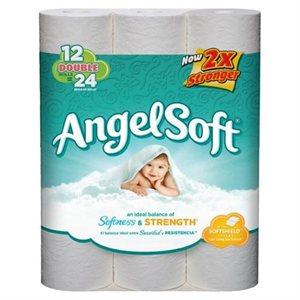 angel soft 12 double rolls