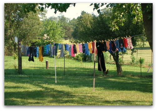 Family clothesline coupon code