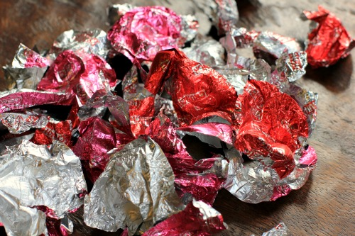 foil wrappers