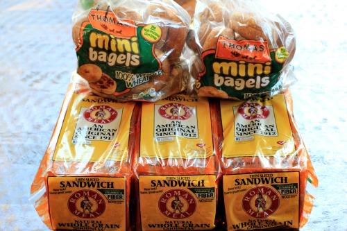 roman sandwich bread
