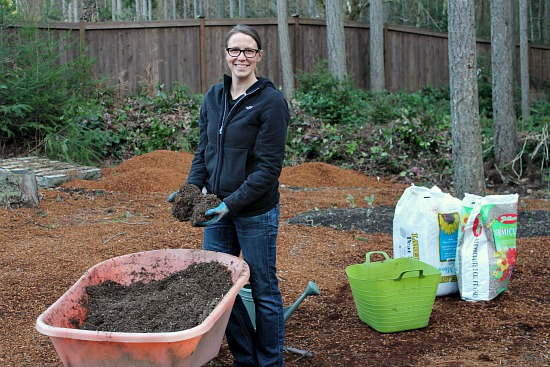 DIY Potting soil recipe