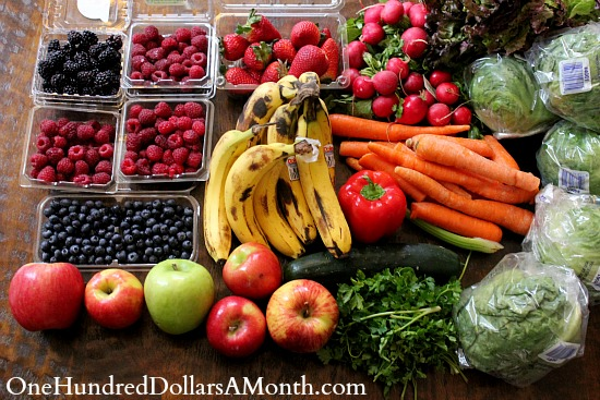 find free produce