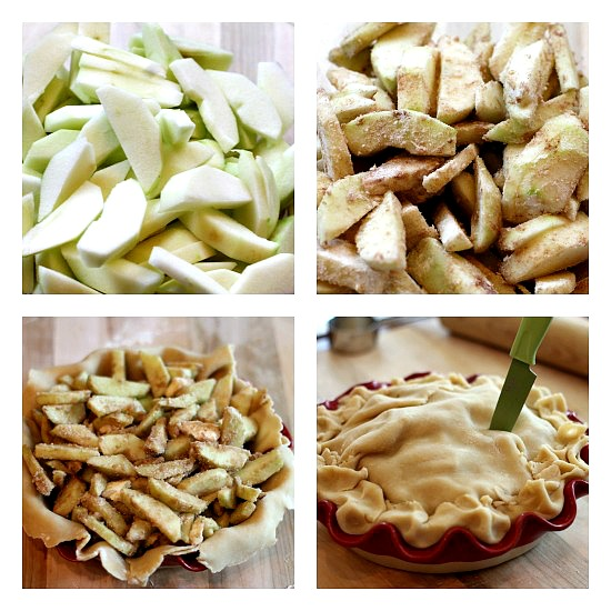 how to make apple pie recipe