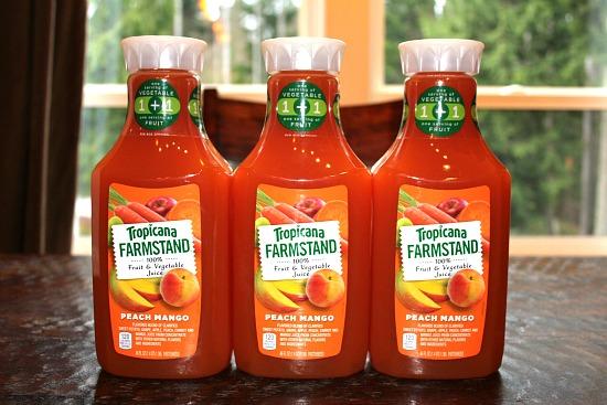 tropicana farmstand juice
