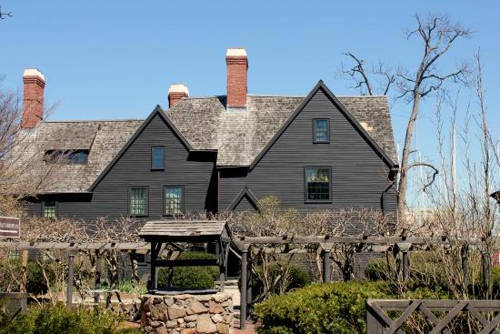 house of the 7 gables salem Massachusetts