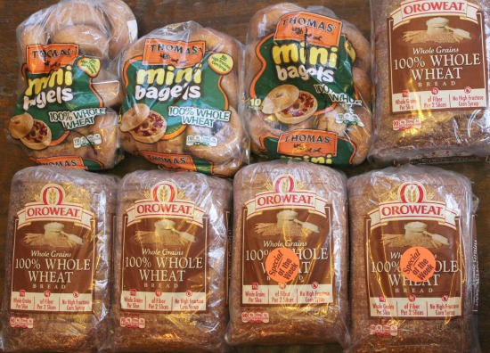 oroweat bakery outlet bread