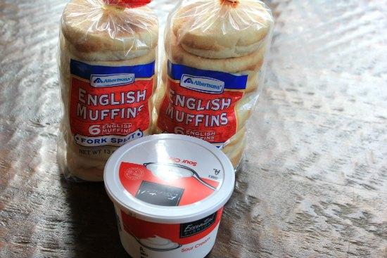 albertsons english muffins