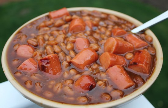 beans and weenies