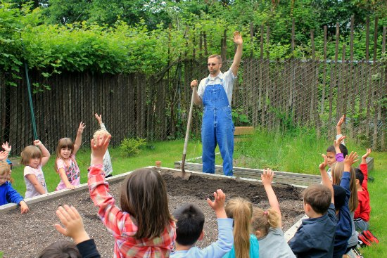 children's garden tacoma