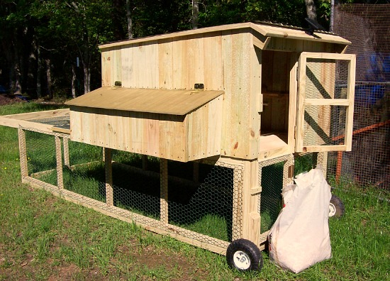 Cool Chicken Coop Designs And Chicken Stories Of 2013
