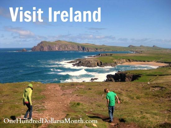 ireland coastline