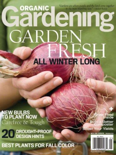 The Editors of Organic Gardening Magazine