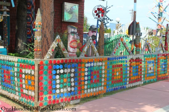 dick and jane's spot fence