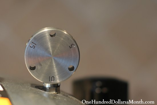pressure canner weight