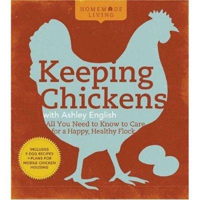 keeping chickens ashley english book