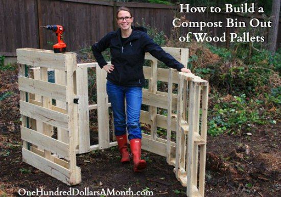 How-to-Build-a-Compost-Bin-Out-of-Wood-Pallets