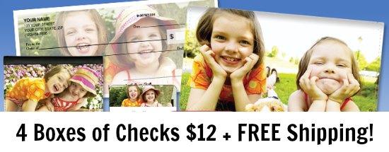 personalized checks