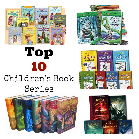 Top 10 children 39 s book series the perfect christmas gifts for Children s armchairs 10 of the best