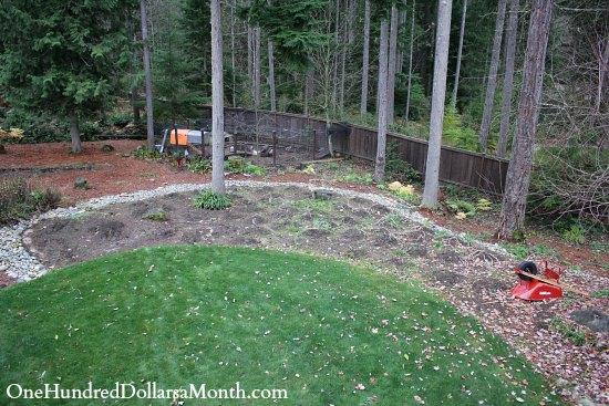 potato mounds