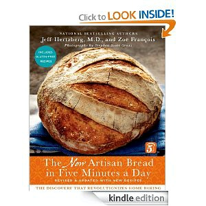 the new artisan bread in 5 minutes a day