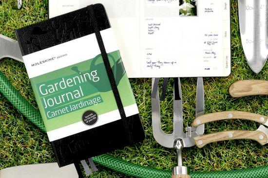 Moleskine-Passions-Gardening