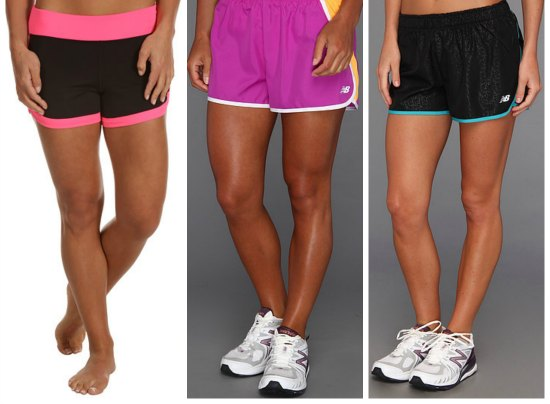 shorts new balance