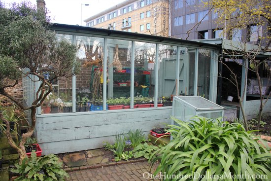 The Garden Museum London, England