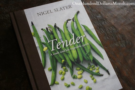 tender cookbook