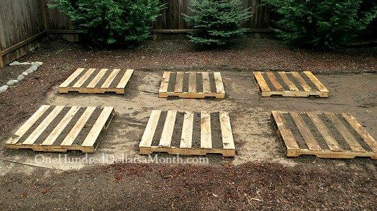 DIY-Wood-Pallet-Garden