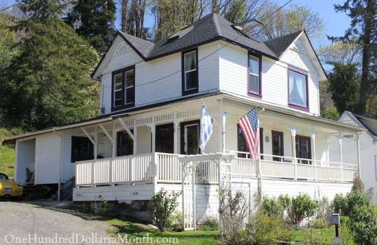The Goonies House - Astoria, OR