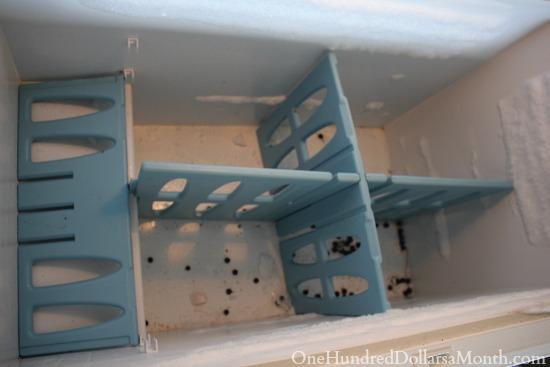 freezer chest freezers week empty month feed onehundreddollarsamonth cleaning