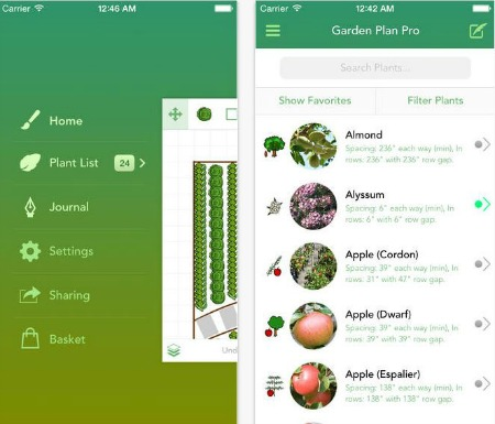 Nice 8 Garden Apps For IPhone, IPad And Android   One Hundred Dollars A Month
