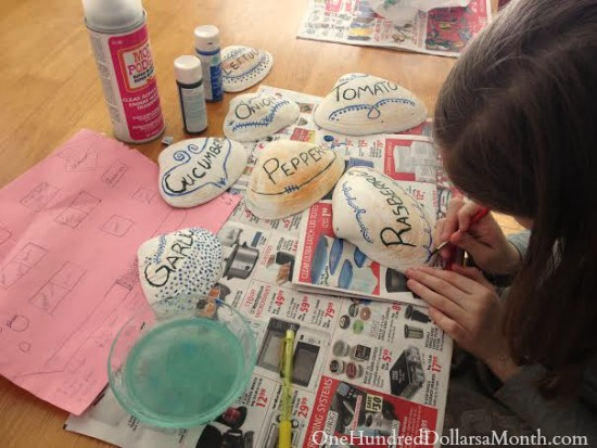 decoraitng beach shells