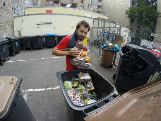food waste pictures