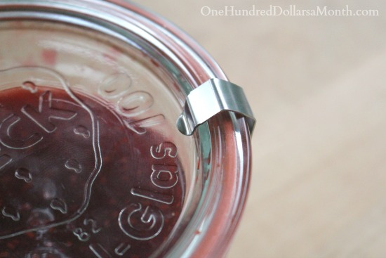 using weck canning jars