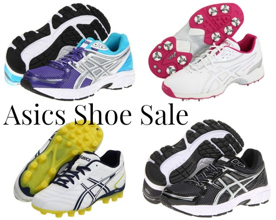 Asics shoes coupons